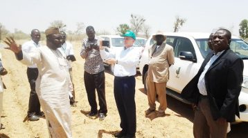 CDA Partners ICRISAT to Transform Drylands Agriculture