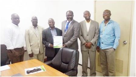 ACENTDFB Signs MoU with Ghanaian Research Institutes