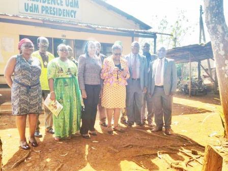 ACEPRD Partners Université Des Montagnes Bagangté, Mbarara University