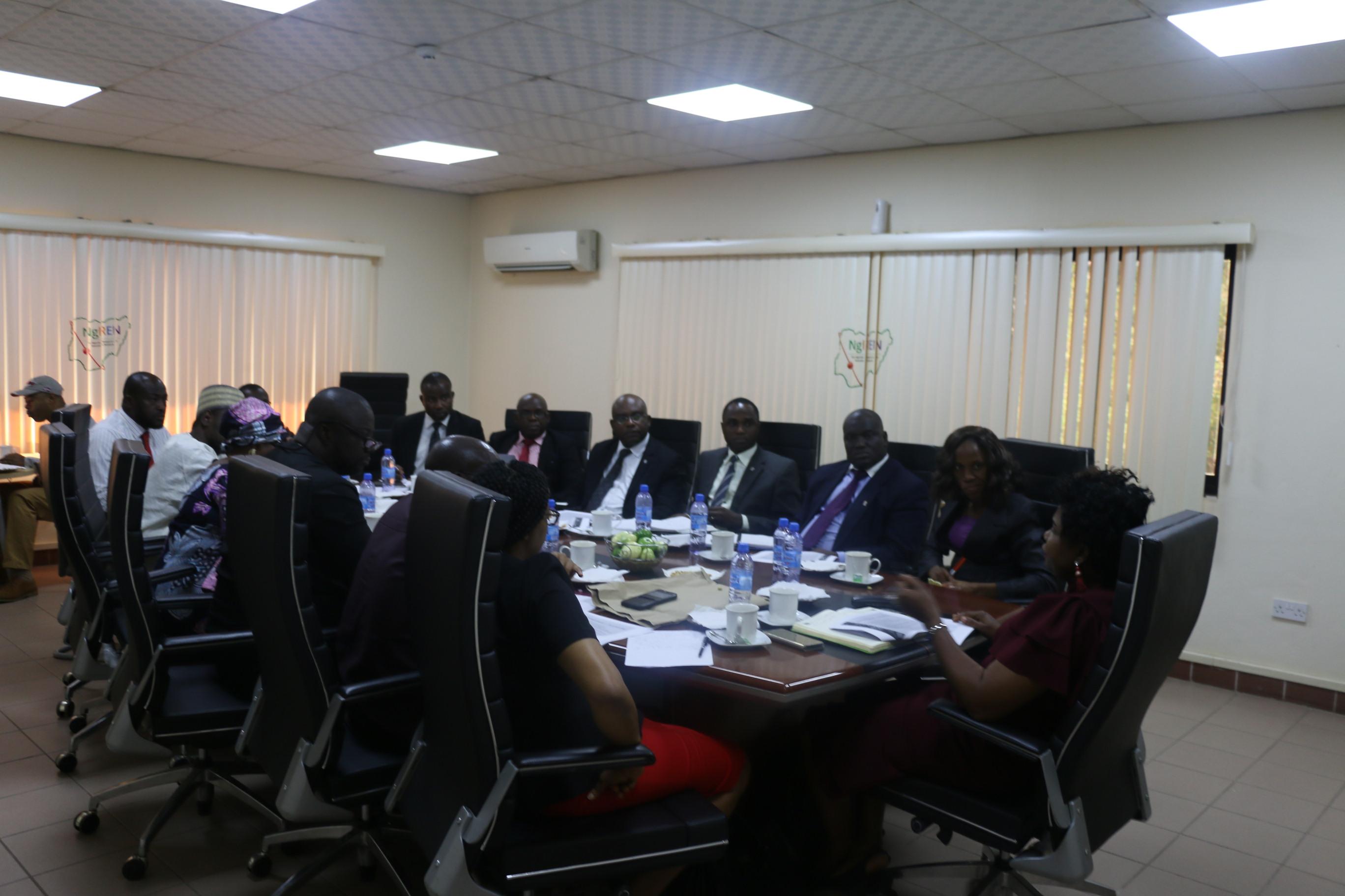 ACE Impact Fiduciary Meeting